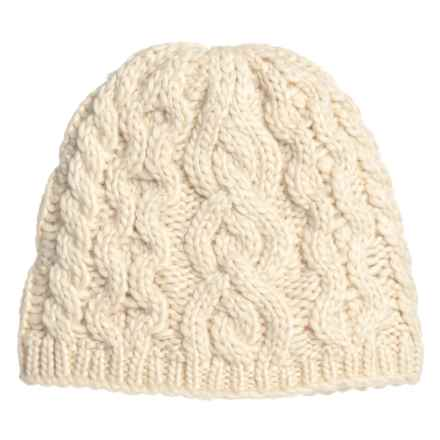Rella Afterglow Hi Rise Beanie - Merino Wool (For Women) in Afterglow 9c4454c13be3