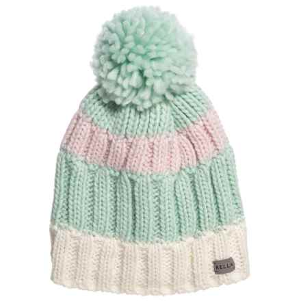db2021589a2 Rella Celadon Equal Slouch Beanie - Merino Wool (For Women) in Celadon