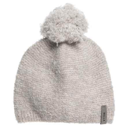 638e5f8e023 Rella Mist Blur Beanie - Merino Wool (For Women) in Mist