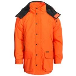 Remington Camo Traditional 4-in-1 Parka - Waterproof (for Men) in Blaze Orange