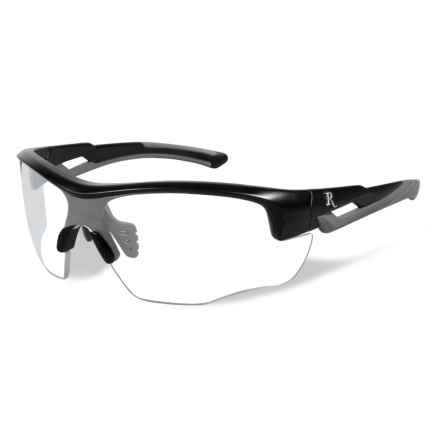 Remington Platinum Grade Protective Eyewear (For Youth) in Clear/Matte Black - Overstock