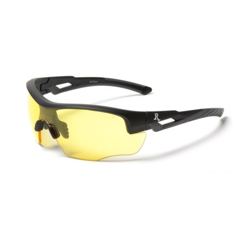 Remington Platinum Grade Protective Eyewear (For Youth) in Yellow/Matte Black