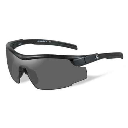 Remington Platinum Grade Protective Eyewear in Smoke/Matte Black - Overstock