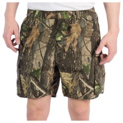 Remington Rem-Lite 2011 Camo Shorts (For Men) in Realtree Hardwoods Green