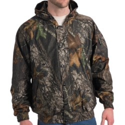 Remington Scent Control Hunting Jacket - Waterproof (For Men) in Break Up