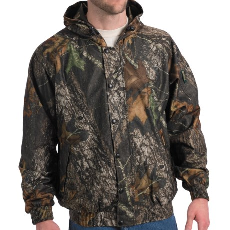 Remington Scent Control Hunting Jacket - Waterproof (For Men) in Break Up