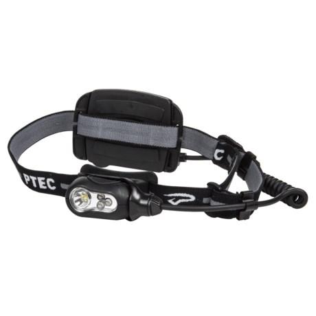 Remix Plus Headlamp - 165 lumens