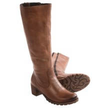 Remonte Aurica 82 Tall Boots - Leather (For Women) in Brown - Closeouts