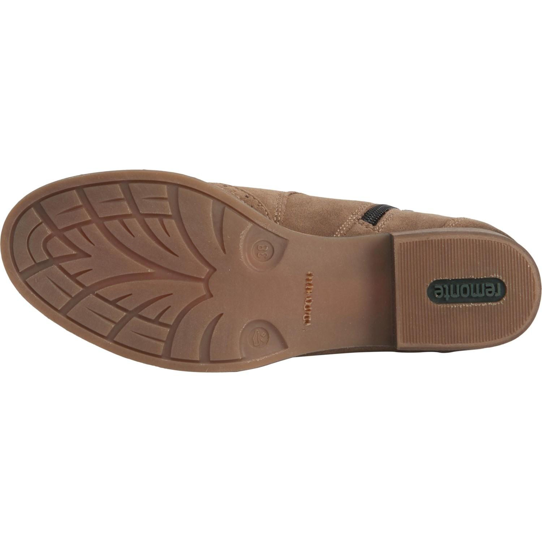 vêtements de sport de performance vente en ligne prix de liquidation Remonte Belinda 70 Ankle Boots - Leather (For Women)