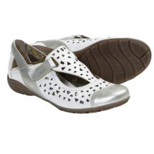 Remonte Dorndorf Dena 01 Shoes (For Women) in Silver/White - Closeouts