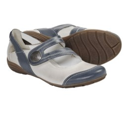 Remonte Dorndorf Dena 05 Mary Jane Shoes (For Women) in Atlantic Blue