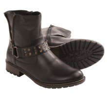 Remonte Dorndorf Elaine 97 Ankle Boots (For Women) in Black - Closeouts