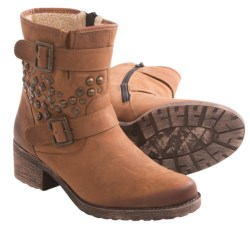 Remonte Dorndorf Holli 79 Boots - Leather (For Women) in Nut