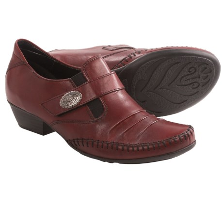 Remonte Dorndorf Milla 07 Shoes - Slip-Ons (For Women) in Red