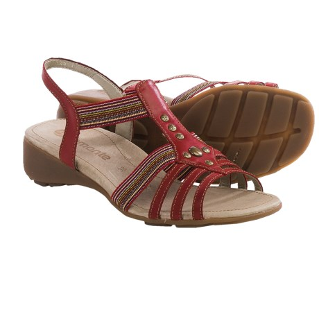 Remonte Elea 04 Sandals Leather (For Women)