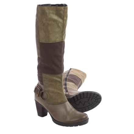 Remonte Luna 86 Boots - Leather (For Women) in Marble/Cocoa/Reed - Closeouts
