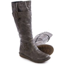 Remonte Shanice 73 Boots - Vegan Leather (For Women) in Grey - Closeouts