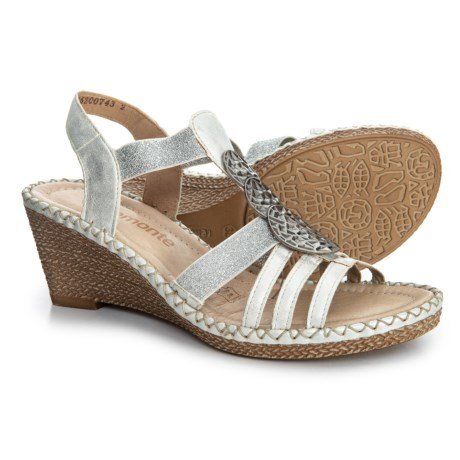 ad30202432d Remonte Ursula 47 Wedge Sandals (For Women) - Save 49%