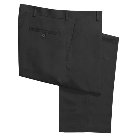 Rendezvous by Ballin Carl Pants - Microtwill (For Men) in Black