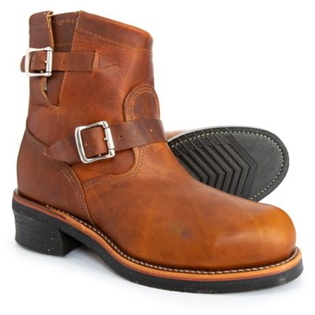 Renegade Engineer Work Boots - Steel Toe,