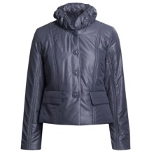 Renuar Travel Jacket - Insulated (For Women) in Ink - Closeouts