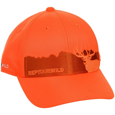 Rep Your Water RepYourWild Field Edition Baseball Cap (For Men) in See Photo