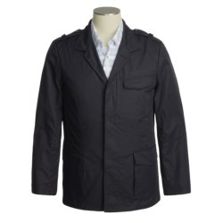 Report Collection Travel Jacket (For Men) in Navy