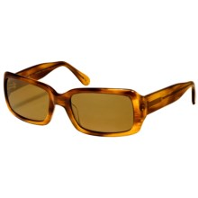 Reptile Scarlet Sunglasses - Polarized (For Women) in Demi Blond/Gold - Closeouts