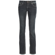 Request Jeans Skinny Jeans - Low Rise (For Women) in Exile - Closeouts
