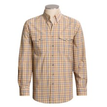 Resistol Tuscan Sun Shirt - Button Front, Long Sleeve (For Men) in Plaid - Closeouts