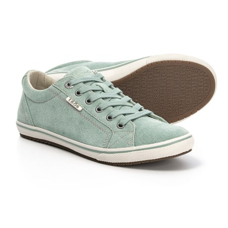 Image of Retro Star Sneakers - Suede (For Women)