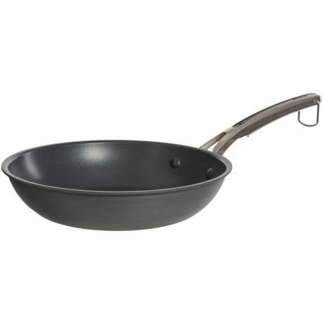 "Revere Ware Hard-Anodized Aluminum Nonstick Frying Pan - 10"" in Black"
