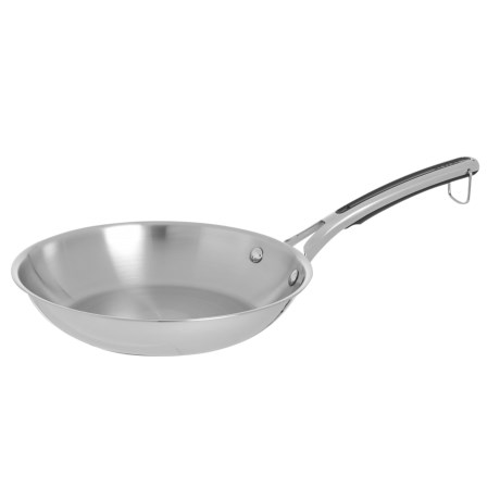"""Revere Ware Stainless Steel Copper Confidence Core Frying Pan - 10"""" in Silver"""