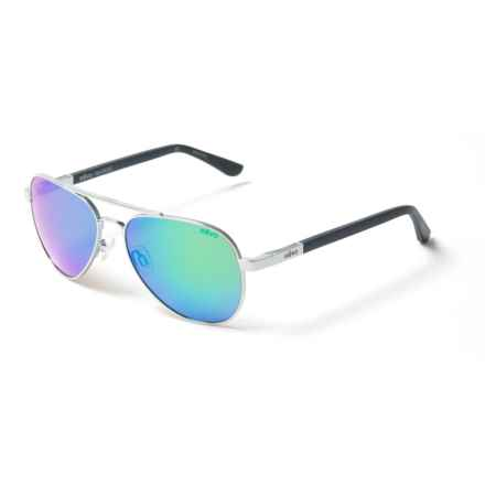 Revo Archer Sunglasses - Polarized in Chrome/Graphite - Overstock
