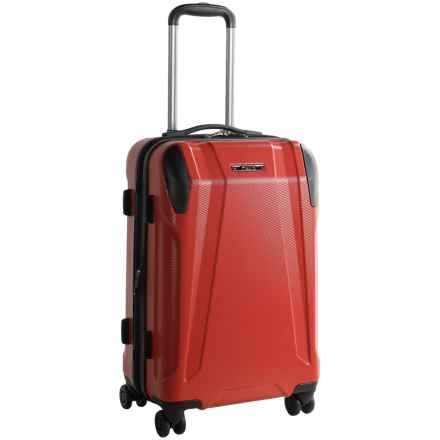 "Revo Aspect 2.0 Spinner Carry-On Suitcase - 21"" in Orange - Closeouts"