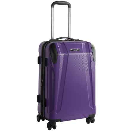"Revo Aspect 2.0 Spinner Carry-On Suitcase - 21"" in Purple - Closeouts"