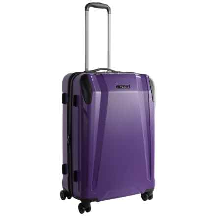 "Revo Aspect 2.0 Spinner Suitcase - 25"" in Purple - Closeouts"
