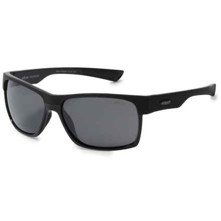 Revo Camden Sunglasses - Polarized, Serilium Polycarbonate Lenses (For Women) in Black/Graphite - Overstock
