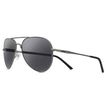 Revo Ellis Sunglasses - Polarized in Gunmetal/Graphite - Closeouts