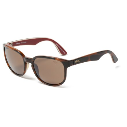 2526a6a3cb Revo Kash Sunglasses - Polarized (For Women) in Tortoise Terra - Closeouts