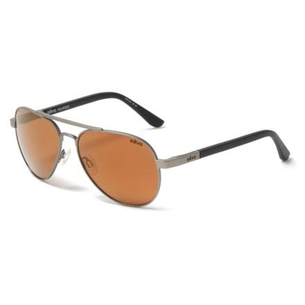 3ef8baf232 Revo Raconteur Sunglasses - Polarized (For Men and Women) in Gunmetal Open  Road