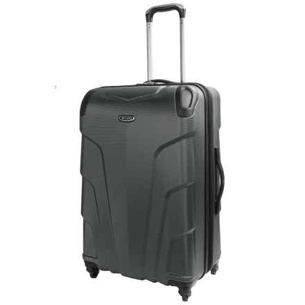 """Revo Rookie Spinner Suitcase - 25"""" in Charcoal - Closeouts"""