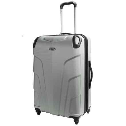 "Revo Rookie Spinner Suitcase - 29"" in Silver - Closeouts"