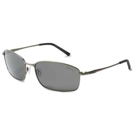 Revo Scout Sunglasses - Polarized in Gunmetal/Graphite - Overstock