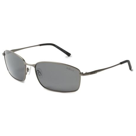 Revo Scout Sunglasses - Polarized in Gunmetal/Graphite
