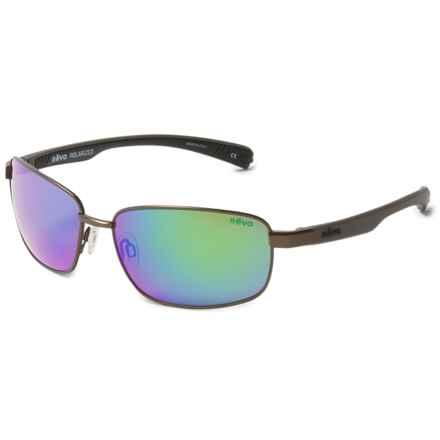 Revo Shotshell Sunglasses - Polarized in Brown/Green Water - Closeouts