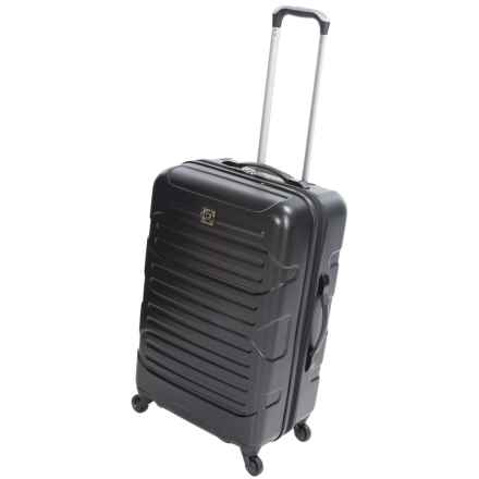"Revo Speed Lite Spinner Suitcase - 24"" in Black - Closeouts"