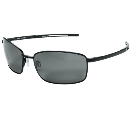 Revo Transport Sunglasses - Polarized in Black/Graphite