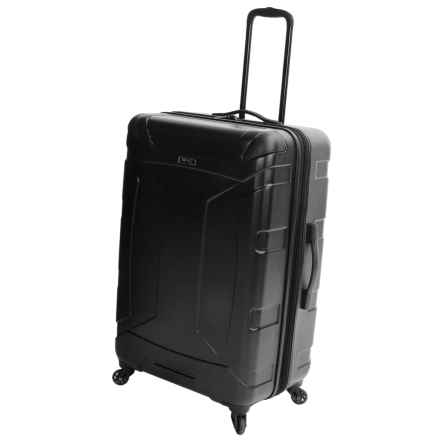 """Revo Trek Expandable Spinner Suitcase - 28"""" in Black - Closeouts"""