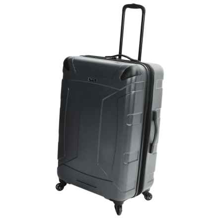 "Revo Trek Expandable Spinner Suitcase - 28"" in Charcoal - Closeouts"